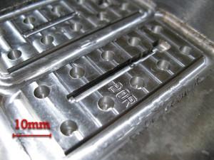 Microfresature CNC